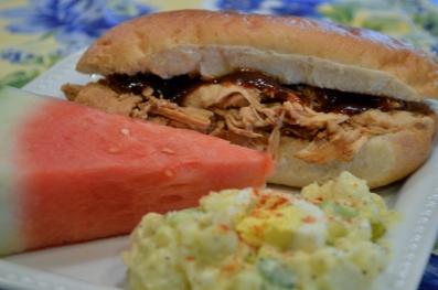 BBQ Sandwich (2)